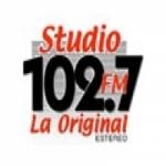 Logo da emissora Radio Studio 102.7 FM