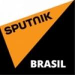 Logo da emissora Sputnik News Brasil
