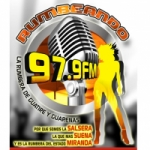 Logo da emissora Radio Rumbeando 97.9 FM