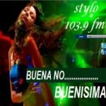 Logo da emissora Radio Stylo 103.9 FM