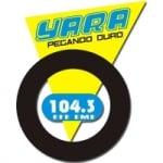 Logo da emissora Radio Yara 104.3 FM