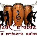 Logo da emissora Radio Salsa Caracas