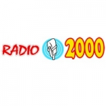 Logo da emissora Radio 2000 1500 AM