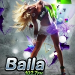 Logo da emissora Radio Baila 102.7 FM