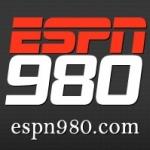 Logo da emissora Radio WTEM ESPN 980 AM