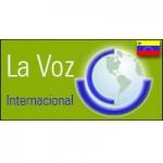 Logo da emissora Radio La Voz Internacional 106.9 FM