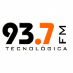 Logo da emissora Radio Tecnológica 93.7 FM