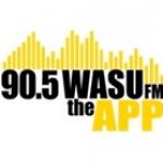 Logo da emissora WASU 90.5 FM