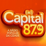 Logo da emissora R�dio Capital 87.9 FM