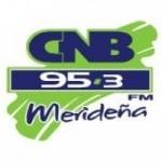 Logo da emissora Radio CNB 95.3 FM