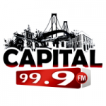 Logo da emissora Radio Capital 99.9 FM