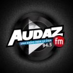 Logo da emissora Radio Audaz 94.5 FM