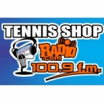 Logo da emissora Radio Tennis Shop 100.9 FM