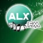 Logo da emissora Web R�dio ALX FM
