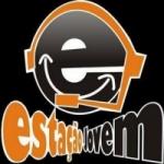 Logo da emissora Estaçao Jovem