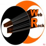 Logo da emissora Web Rock