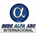 Logo da emissora Rede Alfa Abc - Internacional
