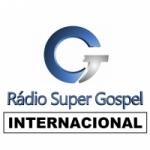 Logo da emissora Rádio Super Gospel - Internacional