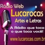 Logo da emissora R�dio Web Lucarocas Cantador