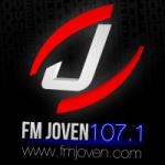 Logo da emissora Radio FM Joven 107.1