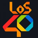 Logo da emissora Radio Los 40 100.7 FM