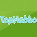 Logo da emissora Rádio Top Habbo