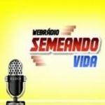 Logo da emissora Web R�dio Semeando Vida