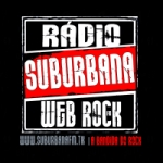 Logo da emissora R�dio Suburbana Web Rock FM
