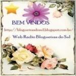 Logo da emissora Web Rádio Blogueiras do Sul