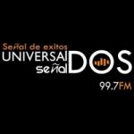 Logo da emissora Radio Universal SeñalDOS 99.7 FM