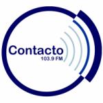 Logo da emissora Radio Contacto 103.9 FM