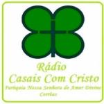 Logo da emissora R�dio Casais com Cristo