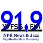 Logo da emissora WFSS 91.9 FM