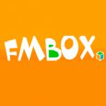 Logo da emissora Radio FM Box