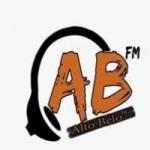 Logo da emissora Rádio Alto Belo FM