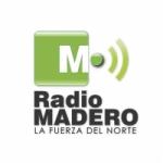 Logo da emissora Radio Madero 102.5 FM