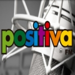 Logo da emissora Radio Positiva 105.5 FM