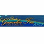 Logo da emissora Radio Gamelin 104.3 FM
