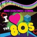 Logo da emissora Radio80Nacional