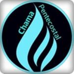 Logo da emissora Rádio Chama Pentecostal