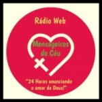 Logo da emissora Rádio Web Mensageiros do Céu