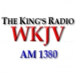 Logo da emissora WKJV 1380 AM