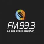 Logo da emissora Radio Arcoiris 99.3 FM