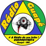 Logo da emissora Rádio Guapé FM