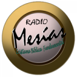 Logo da emissora Radio Mesías 106.3 FM
