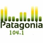 Logo da emissora Radio Patagonia 104.1 FM