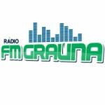 Logo da emissora FM Graúna