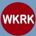Logo da emissora WKRK 1320 AM