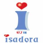 Logo da emissora Radio Isadora 97.7 FM