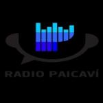 Logo da emissora Radio Paicavi